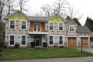Burlington Exterior Home Renovation Project