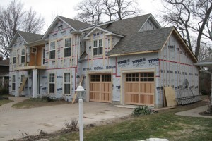 Burlington Exterior Home Renovation