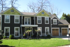 Burlington Exterior Home Renovation Project Update 5