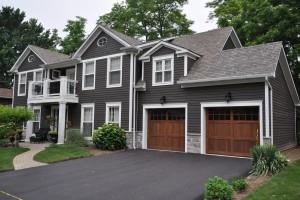 Burlington Exterior Home Renovation Project Update 6